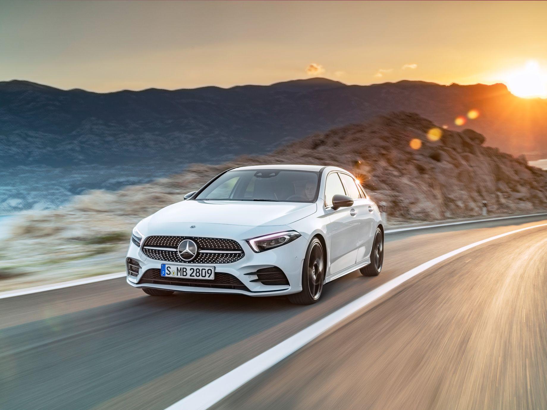 Die neue Mercedes-Benz A-Klasse | © Daimler AG