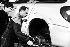 Professioneller Räder- & Reifenservice im Autohaus Haidacher